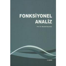 Fonksiyonel Analiz (Ciltli)