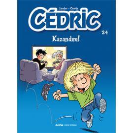 Cedric 24 - Kazandım!