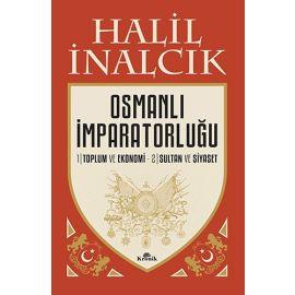 Osmanlı İmparatorluğu Seti 2 Cilt - Kutulu (Ciltli)