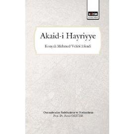 Akaid-i Hayriyye