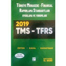 2018 TMS-TFRS Türkiye Muhasebe-Finansal Raporlama Standartları Uygulama ve Yorumları