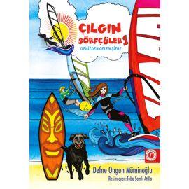 Çılgın Sörfçüler 1 (Ciltli)