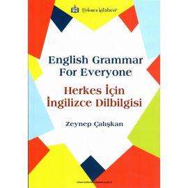 Herkes İçin İngilizce Dilbilgisi