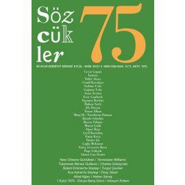 Sözcükler Dergi Sayı 75