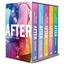 After Serisi Özel Kutulu Set (5 Kitap Takım)