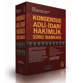 Konsensus Adli-İdari Hakimlik Soru Bankası Modüler Set