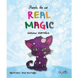 Purple, The Cat - Real Magic