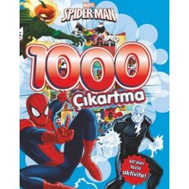 Marvel Spider-Man 1000 Çıkartma