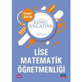2019 ÖABT Lise Matematik Öğretmenliği - Detaylı Konu Anlatımı