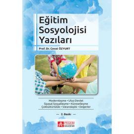 Eğitim Sosyolojisi Yazıları