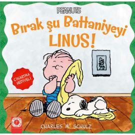 Peanuts Bırak Şu Battaniyeyi Linus!