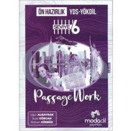 YDS YÖKDİL Ön Hazırlık Passagework Seviye 6