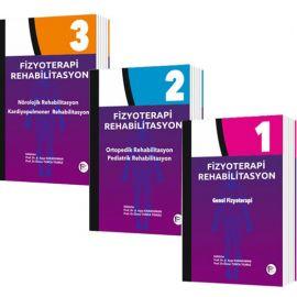 Fizyoterapi Rehabilitasyon Seti 3 Cilt