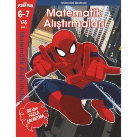 Marvel Spider - Man Matematik Alıştırmaları