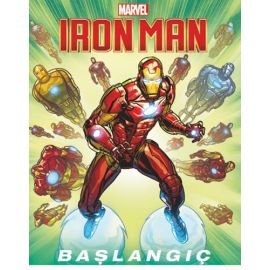 Marvel Iron Man - Başlangıç