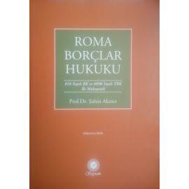 Roma Borçlar Hukuku - Dokuzuncu Baskı