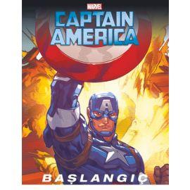 Marvel Captain America - Başlangıç