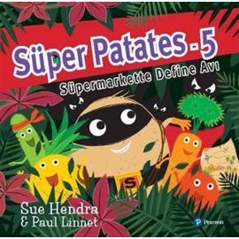 Süper Patates 5 - Süpermarkette Define Avı