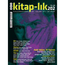 Kitap-lık Dergisi Sayı 202