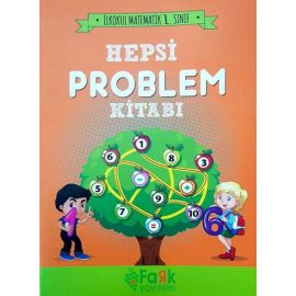 Hepsi Problem Kitabı - İlkokul Matematik 1. Sınıf