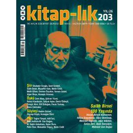 Kitap-lık Dergisi Sayı 203