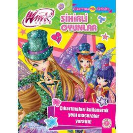 Winx Club - Sihirli Oyunlar
