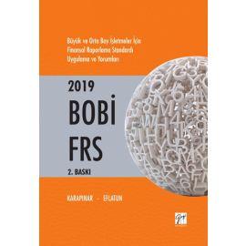 Büyük ve Orta Boy İşletmeler İçin Finansal Raporlama Standardı Uygulama ve Yorumları 2019 Bobi Frs (Ciltli)