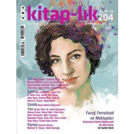 Kitap-lık Dergisi Sayı 204
