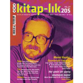 Kitap-lık Dergisi Sayı 205