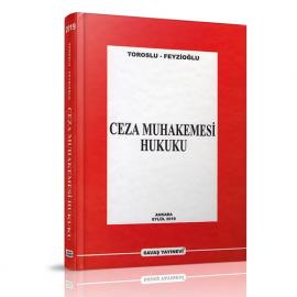 Ceza Muhakemesi Hukuku (Ciltli)