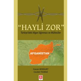 """""""Hayli Zor"""""""