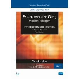 Ekonometriye Giriş Cilt 1 - Modern Yaklaşım