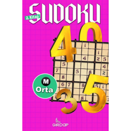 Sudoku 2- Orta