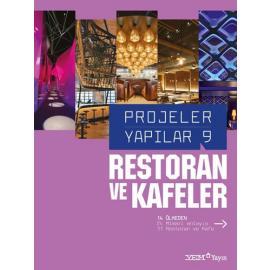 Projeler Yapılar 9 - Restoran ve Kafeler