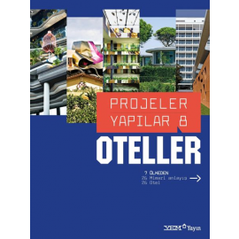 Projeler Yapılar 8 - Oteller