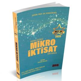 BEST OF Mikro İktisat Tamamı Çözümlü Soru Bankası 2020