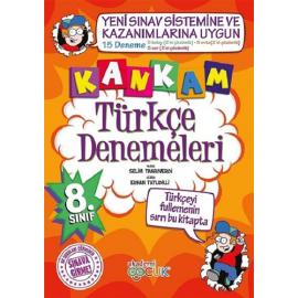 Kankam 8. Sınıf Türkçe Denemeleri