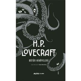 H.P. Lovecraft - Bütün Hikayeleri (Ciltli)