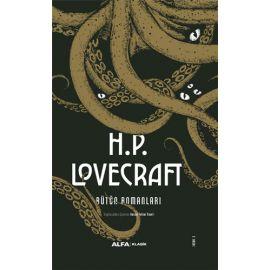 H.P. Lovecraft - Bütün Romanları (Ciltli)