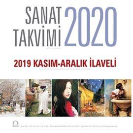 Angora Sanat Duvar Takvimi 2020