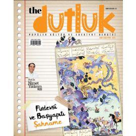 Dutluk Sayı:2 - Popüler Kültür ve Edebiyat Dergisi