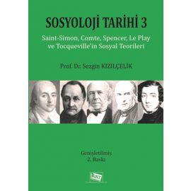 Sosyoloji Tarihi - 3