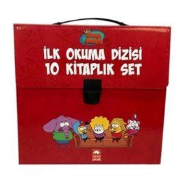 Kral Şakir İlk Okuma Kitapları Çantalı Set