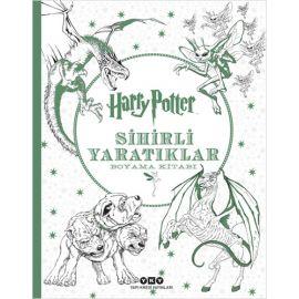 Harry Potter Sihirli Yaratıklar Boyama Kitabı