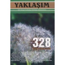Yaklaşım Dergisi Sayı: 328 Nisan 2020