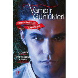 Vampir Günlükleri - Stefan Günlükleri Vol. 4 Karındeşen