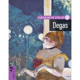 Sanatın Büyük Ustaları 15 - Degas