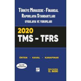 Türkiye Muhasebe-Finansal Raporlama Standartları Uygulama ve Yorumları (Ciltli)