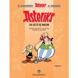 Asteriks - Tek Ciltte Üç Macera 2