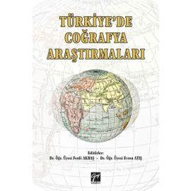 Türkiye'de Coğrafya Araştırmaları